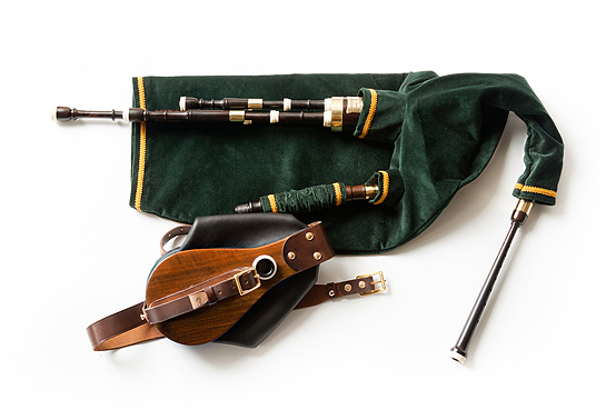 Dreoilín model Smallpipes in D